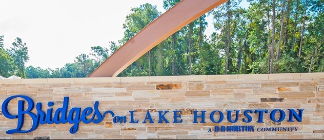New Communities in the Lake Houston Area