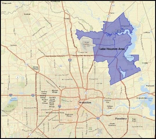 Economic Activity in the Lake Houston Area